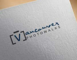 #106 untuk Design a Logo for Vancouver Photowalks oleh momotahena