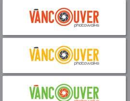 #45 untuk Design a Logo for Vancouver Photowalks oleh mmkrish