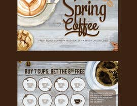 #24 for Coffee cards 8th coffee free. Stamp. by Nathasia00