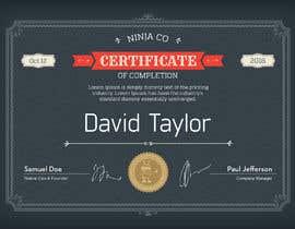 #2 untuk I need a certificate oleh jatindersingh198