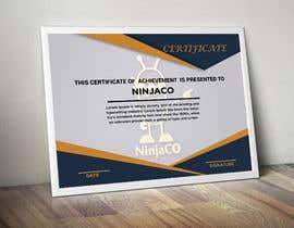 #29 untuk I need a certificate oleh FerozHossain1451