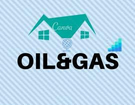 #3 untuk I need a logo and a complimentary card design for a company into oil & gas .  Here are samples, I need something really creative. oleh aherabali