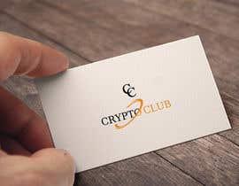 #353 for Design des Logos CC, CRYPTO CLUB by DesignInverter