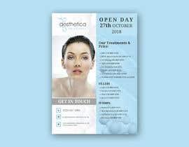 #3 untuk Skin Clinic Open Day Poster and Banner oleh rrtvirus