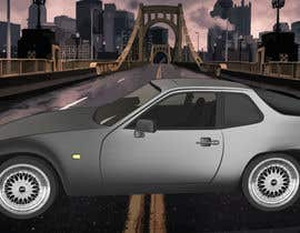 #16 for Create a vectorised 2D image of project car. by mikelpro