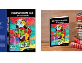 #17 for Need a cool font and back cover graphic for coloring book by hgtharangad