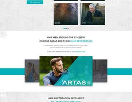 #4 pentru New Landing Page Design and Build Needed - MORE PROFESSIONAL LOOK AND FEEL de către girraj12