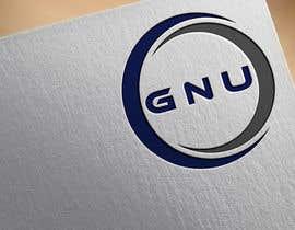 #58 cho A logo, and character of a Blue Gnu bởi mehadi777