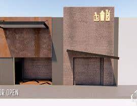 Nro 8 kilpailuun 3D design and walk through of bar concept käyttäjältä AC3Designe