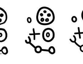 nº 26 pour tidy up a hand drawn alien hyroglyph par Shakil1010