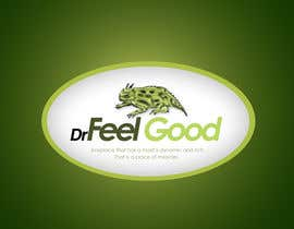 #77 para Logo Design for Dr Feel Good de Colouredconcepts