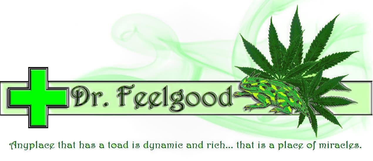 Contest Entry #63 for Logo Design for Dr Feel Good