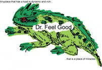 Graphic Design Contest Entry #1 for Logo Design for Dr Feel Good