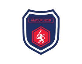 #12 untuk I need a crest logo designed.  The company name is Amour Noir, I will provide you with 3 of the logos that we use. You can use any  combination or all 3.  For inspiration, I really like the the Porsche logo oleh BangladeshiBD