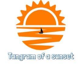 #5 for Design a Tangram of a sunset with bursts af rifathasib68