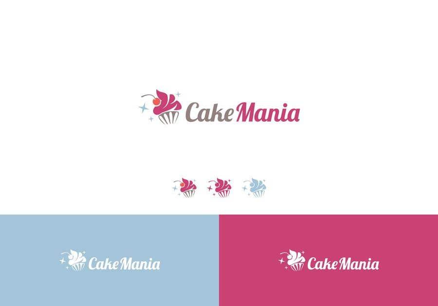 Contest Entry #6 for Logo for Cake recipe site