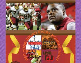 #54 cho Monday Night Tailgate Hosted By Clinton Portis bởi KhaledMilky