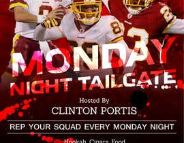 #39 cho Monday Night Tailgate Hosted By Clinton Portis bởi Nathasia00