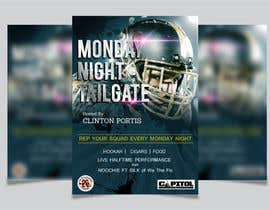 #52 cho Monday Night Tailgate Hosted By Clinton Portis bởi Nathasia00