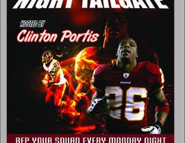#37 cho Monday Night Tailgate Hosted By Clinton Portis bởi hgtharangad