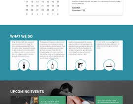 #15 untuk Website for Non Profit Layout oleh saidesigner87