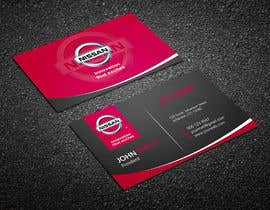 #751 para Business Card Design Contest de SHILPIsign