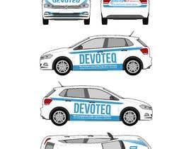Nro 11 kilpailuun Car sticker design engineering company käyttäjältä Maryadipetualang