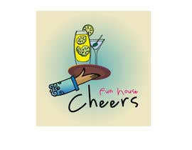 nº 121 pour Logo Design for Cheers! par geisharts