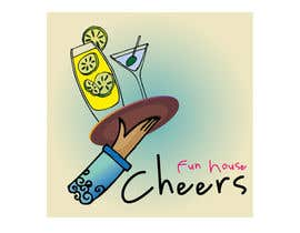 nº 122 pour Logo Design for Cheers! par geisharts