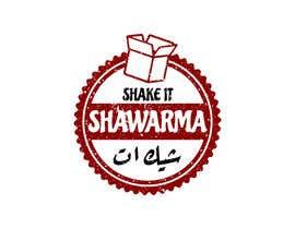 #110 pentru Logo for shawarma restaurant de către carolingaber