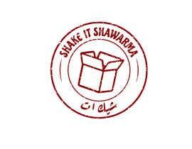 #121 pentru Logo for shawarma restaurant de către carolingaber