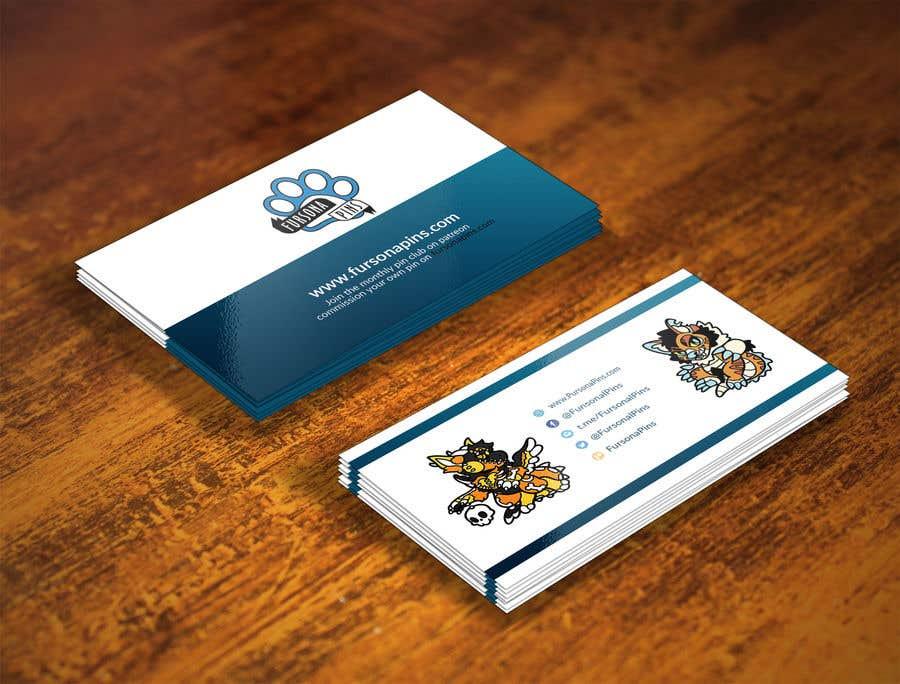 Bài tham dự cuộc thi #80 cho Design a business card for enamel pins