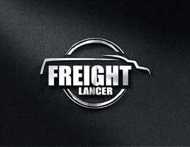 #421 for Logo for an uber for freight company af nandagasperini