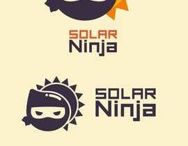 Nambari 159 ya Solar Energy Logo: Solar Ninja (Contest version) na EdgarxTrejo