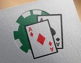 nº 15 pour Gambling Site Logo Contest par bin0