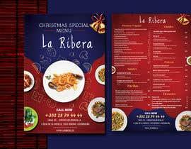 #5 for Design a restaurant brochure by rrtvirus