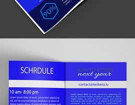 #13 for Design a restaurant brochure by Akheruzzaman2222
