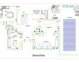#7 для make interior furniture layout for residential villa by autocad от Mozammal007
