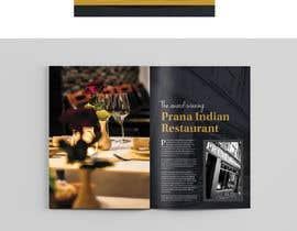 #8 untuk A4 magazine designed oleh rajaitoya