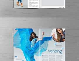 #9 untuk A4 magazine designed oleh rajaitoya