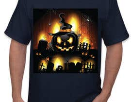 #31 for Design a Halloween t-shirt (for tankers) by kibriatoufa