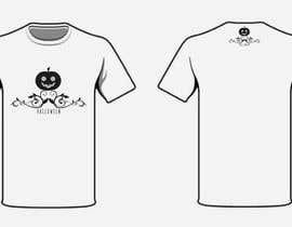 #32 for Design a Halloween t-shirt (for tankers) by AsterAran28