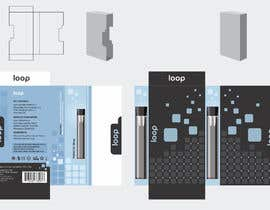 #57 for create packaging design for a vape pen + pods by DudungWahid