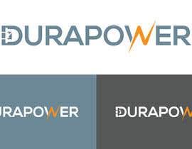 #86 for Durapower Lighting Brand Logo by vectordesign99