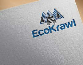 #113 для EcoKrawl Logo Design от imranstyle13