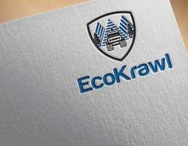 #114 для EcoKrawl Logo Design от imranstyle13