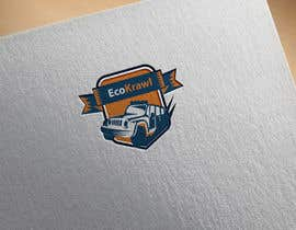 #142 для EcoKrawl Logo Design от ekobagus19
