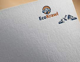 #145 для EcoKrawl Logo Design от ekobagus19