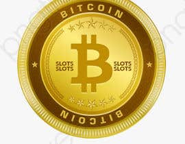 #110 for Bitcoin Slots Logo Design Contest by salauddinm