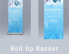 #35 for Design Banner: Three 33x78 Retractable Roll Up Banner Stands and One 33x34 Table Top Banner by Rajib024